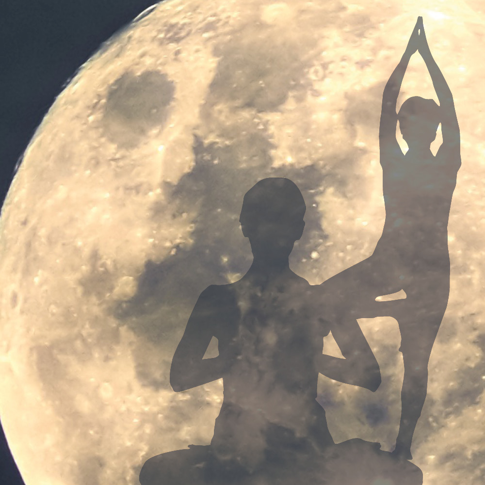 Raunächte Yoga
