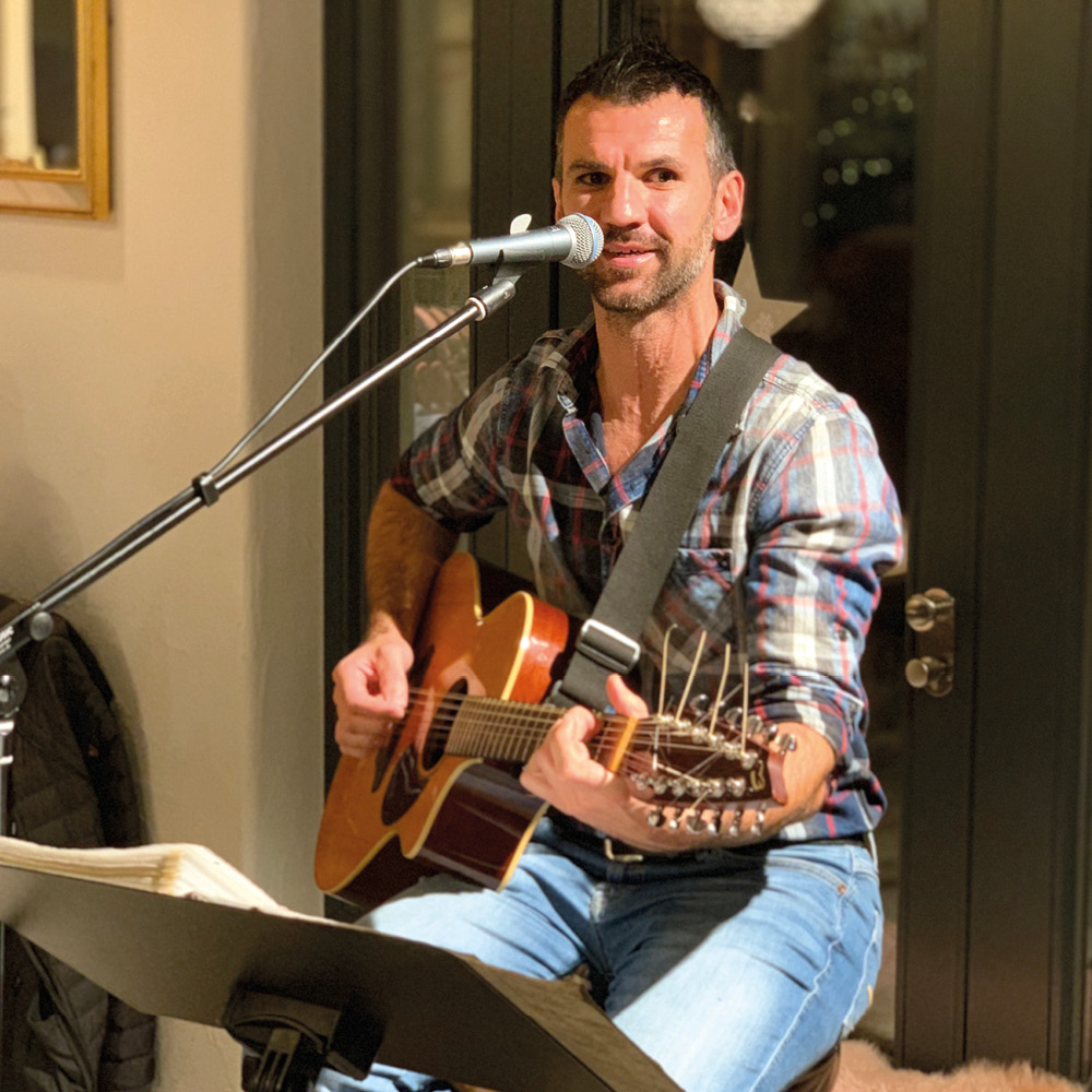 Matthias Rapp unplugged